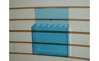 Slat Wall Brochure Holder